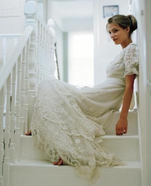 Свадебное платье в стиле винтаж. Винтажное проведение свадеб